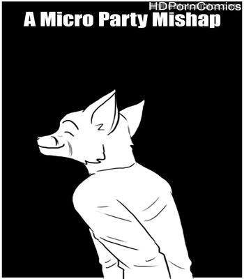 Porn Comics - A Micro Party Mishap