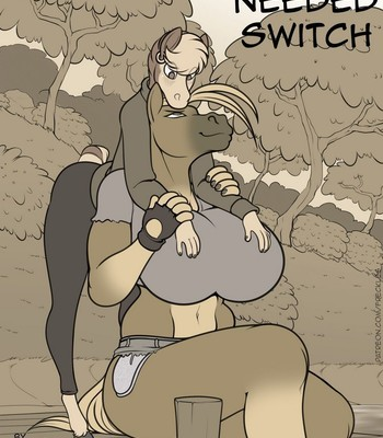 Porn Comics - A Much Needed Switch
