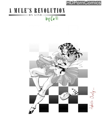 Porn Comics - A Mule's Revolution