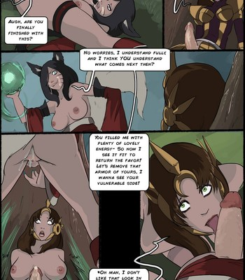 A New Dawn comic porn sex 007