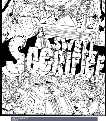 Porn Comics - A Swell Sacrifice 1
