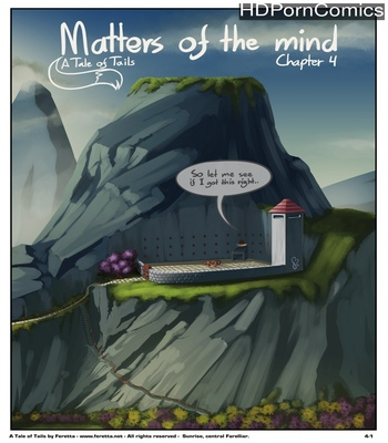 Porn Comics - A Tale Of Tails 4 – Matters Of The Mind