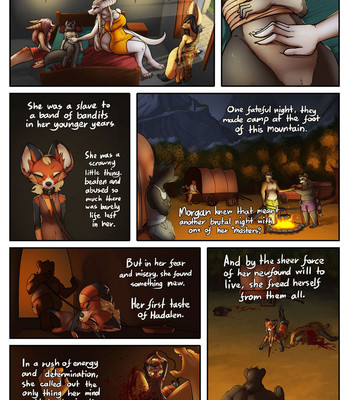 A Tale Of Tails 5 – A World Of Hurt comic porn sex 010