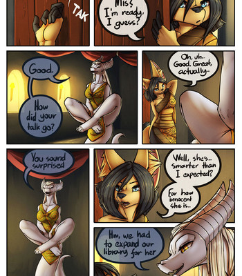 A Tale Of Tails 5 – A World Of Hurt comic porn sex 016