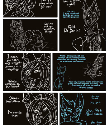 A Tale Of Tails 5 – A World Of Hurt comic porn sex 031