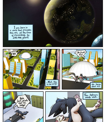 A Tale Of Tails 5 – A World Of Hurt comic porn sex 032