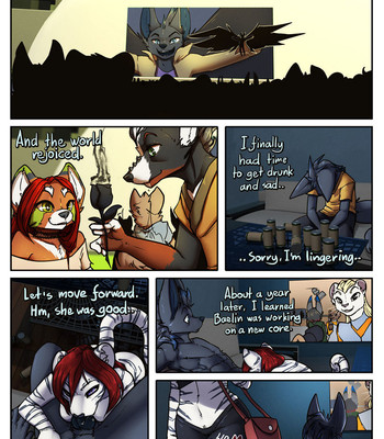 A Tale Of Tails 5 – A World Of Hurt comic porn sex 039