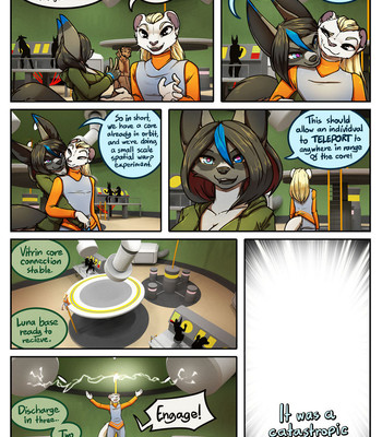 A Tale Of Tails 5 – A World Of Hurt comic porn sex 040