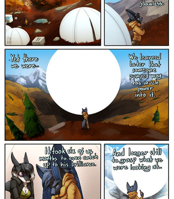 A Tale Of Tails 5 – A World Of Hurt comic porn sex 041