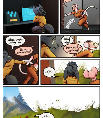 A Tale Of Tails 5 – A World Of Hurt comic porn sex 042