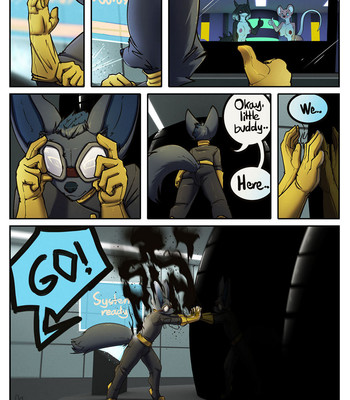 A Tale Of Tails 5 – A World Of Hurt comic porn sex 054