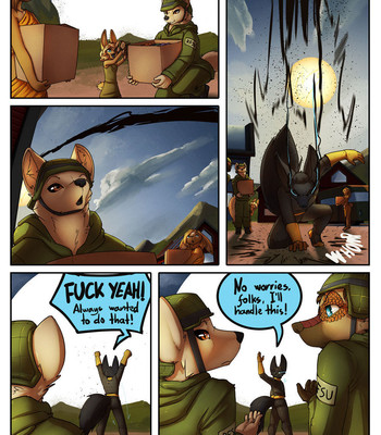 A Tale Of Tails 5 – A World Of Hurt comic porn sex 058