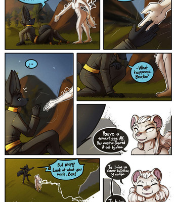 A Tale Of Tails 5 – A World Of Hurt comic porn sex 061
