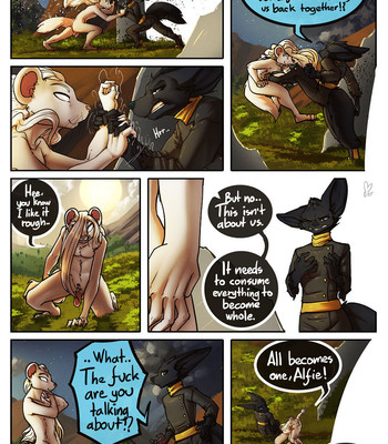 A Tale Of Tails 5 – A World Of Hurt comic porn sex 063