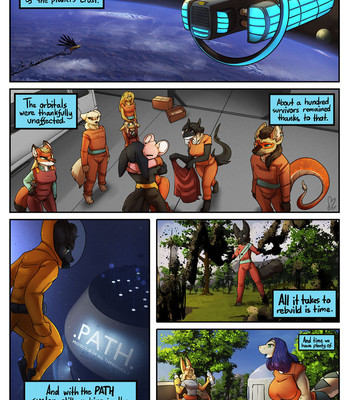 A Tale Of Tails 5 – A World Of Hurt comic porn sex 069