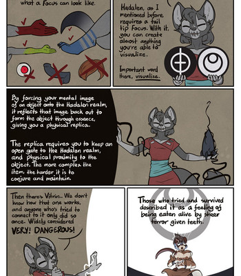 A Tale Of Tails 5 – A World Of Hurt comic porn sex 083