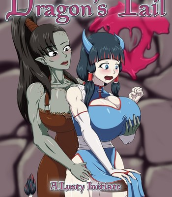 Porn Comics - A Trek To The Dragon's Tail 1
