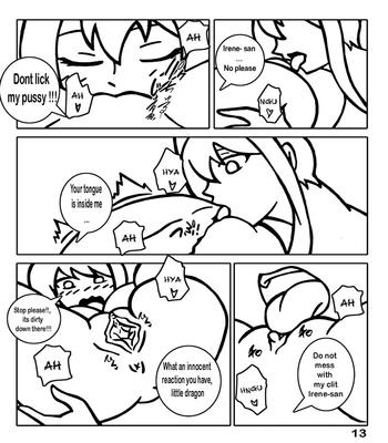 A-True-Enchantment 14 free sex comic