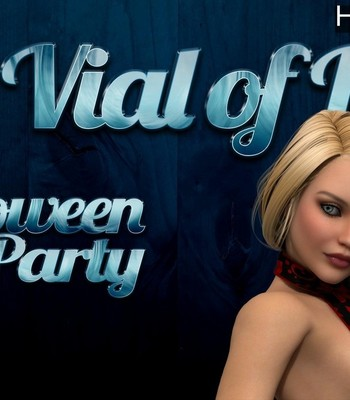 Porn Comics - A Vial Of Lies 2 – Halloween Party