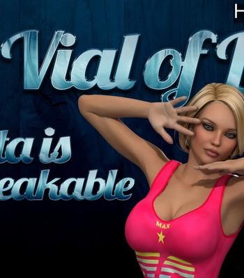 Porn Comics - A Vial Of Lies 5 – Roberta Is Unbreakable