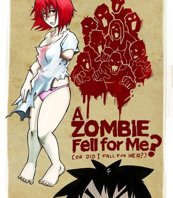 Porn Comics - A Zombie Fell For Me