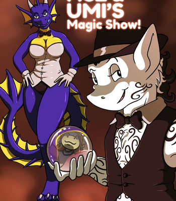 Porn Comics - Ace & Umi's Magic Show!