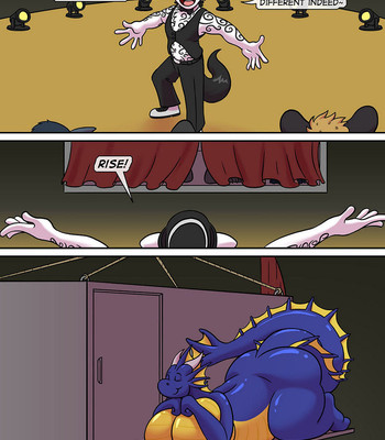Ace & Umi's Magic Show! comic porn sex 022