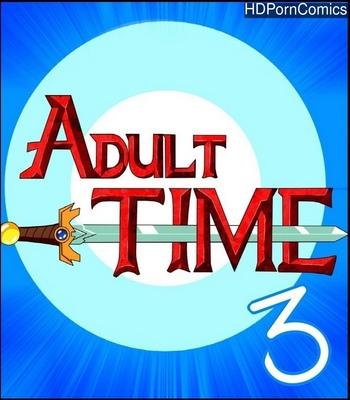 Porn Comics - Adult Time 3