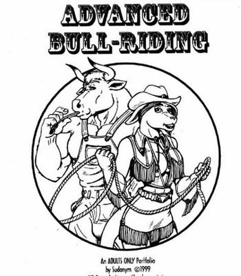 Porn Comics - Advanced Bull Riding