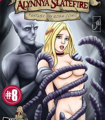 Porn Comics - Adventures Of Alynnya Slatefire 8