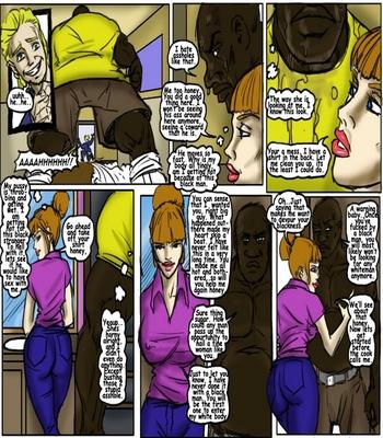 Adventures Of Big Mack 4 – North Carolina comic porn sex 004