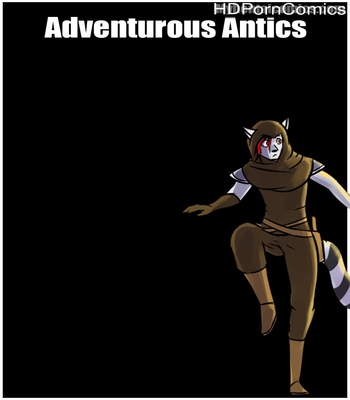 Porn Comics - Adventurous Antics