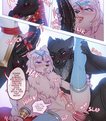 Advisers To The Prince comic porn sex 003