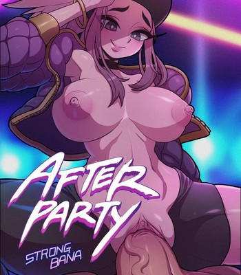 Porn Comics - After Party