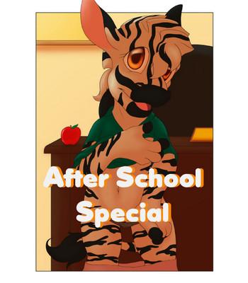 Porn Comics - After School Special