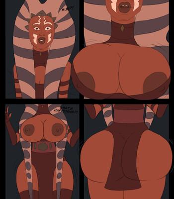 Ahsoka Meets The Daughter comic porn sex 005