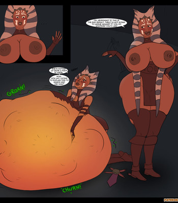 Ahsoka Meets The Daughter comic porn sex 006