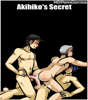 Porn Comics - Akihiko's Secret