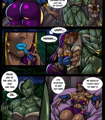 Alchemical Lust comic porn sex 003