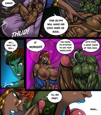 Alchemical Lust comic porn sex 004