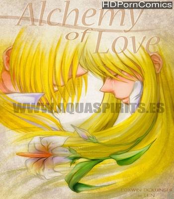Porn Comics - Alchemy Of Love