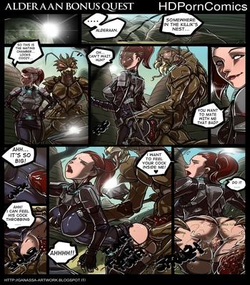 Porn Comics - Alderaan Bonus Quest