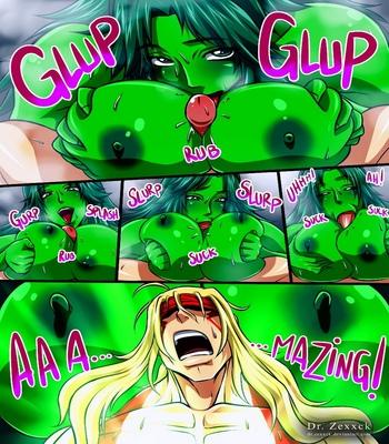 Alex-vs-She-Hulk 8 free sex comic
