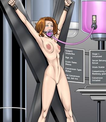 Porn Comics - Alexis's Transformation