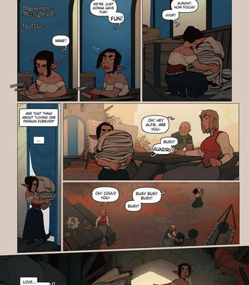 Alfie 12 comic porn sex 007