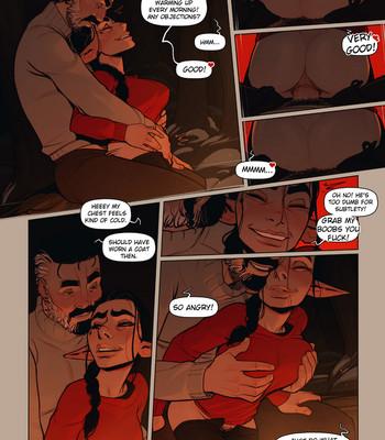 Alfie 12.5 comic porn sex 006