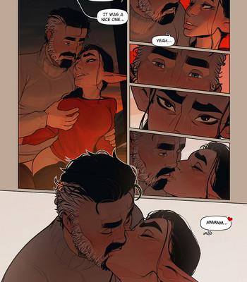 Alfie 12.5 comic porn sex 007