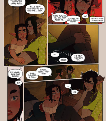 Alfie 12 comic porn sex 027