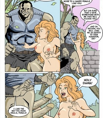 Alice In Another Monsterland 1 comic porn sex 002