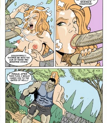 Alice In Another Monsterland 1 comic porn sex 005